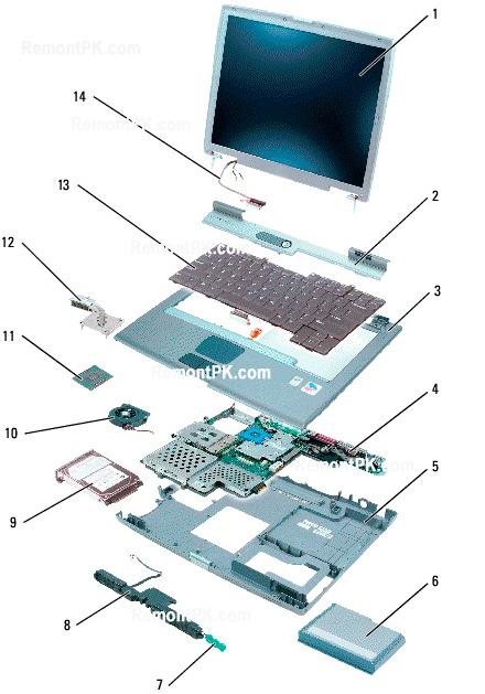 ремонт ноутбуков курск